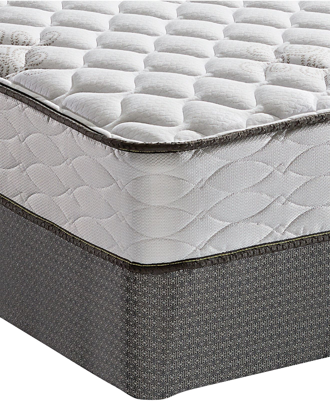 Serta Perfect Sleeper Leisure Bay Cushion Firm Tight Top Full