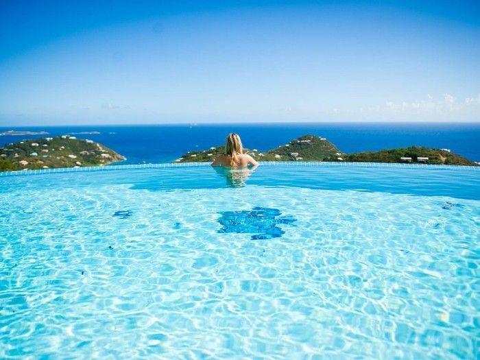 Luxus Pool Eine Wirklich Gute Idee Für Einen Luxus Pool