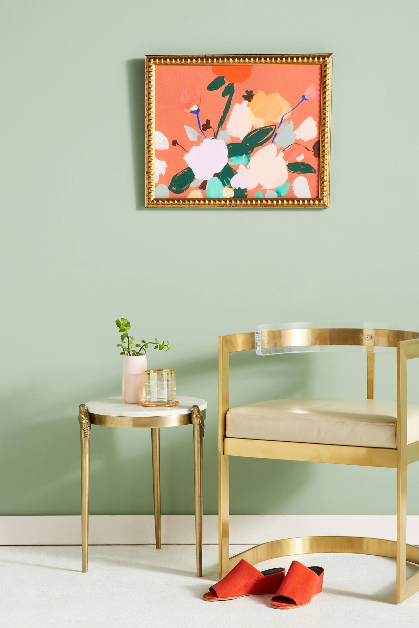 Candy Flowers Wall Art - Anthropologie