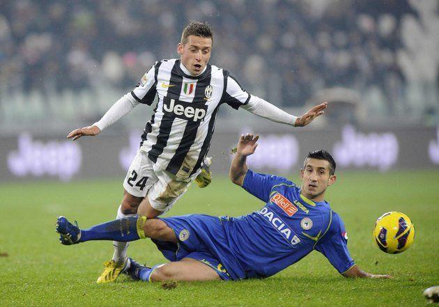 Una grande prestazione di Emanuele Giaccherini, che contro l'Udinese è stato un metronomo inesauribile del centrocampo juventino