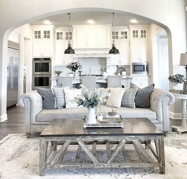 Kitchen Design And Layout Definition: Modern Farmhouse Design Ideas