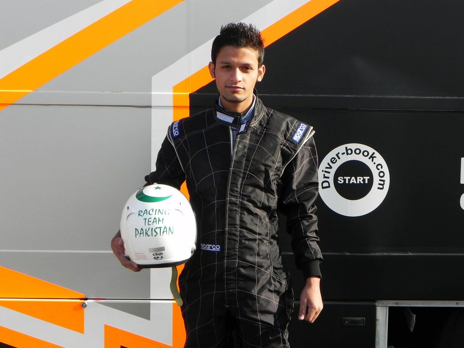Ahmed Yastoor Mirza Is The First Ever Pakistani To Win A Formula Bmw Race  In Madrid