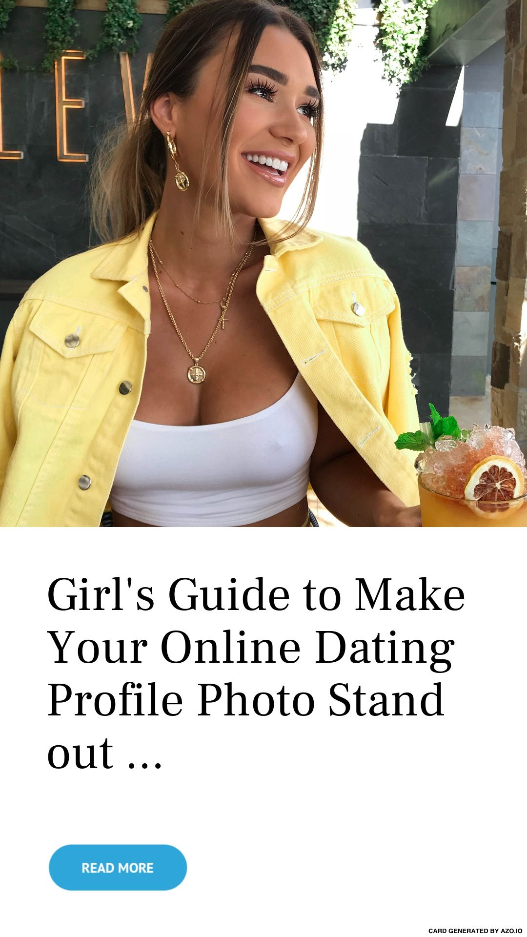 How to update your online dating profile