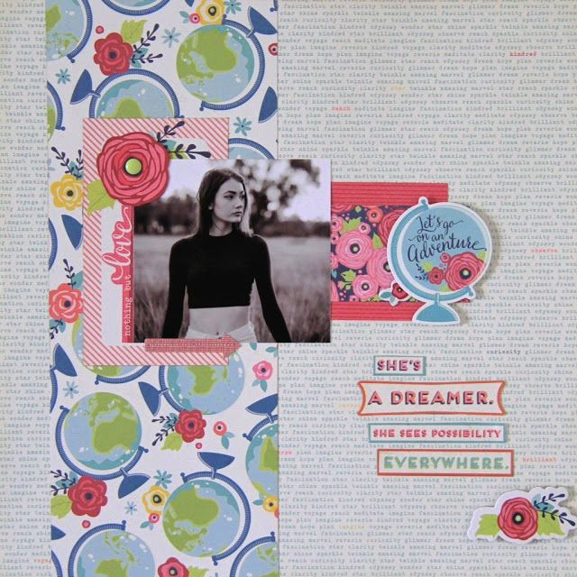 All About Scrapbooks Australia 12 Layout Ideas Pinterest