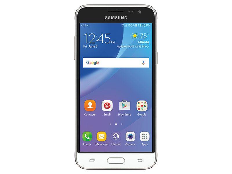 Cricket Samsung Galaxy Amp Prime Unlock Code Camera apps