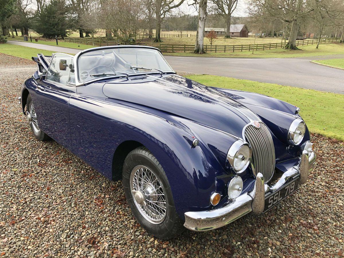 The Trade Archive Jaguar, Classic car show, Jaguar xk