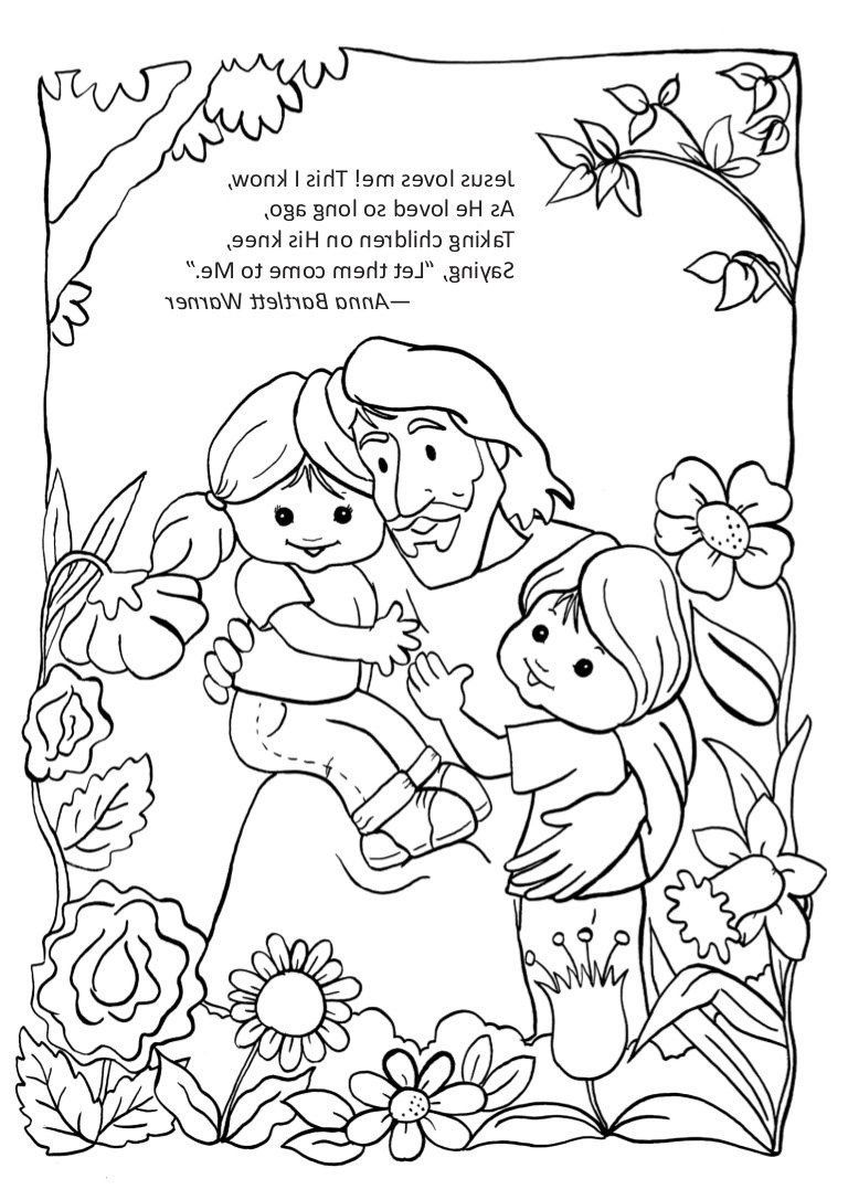 Jesus Loves The Children Coloring Pages Jesus Loves Meloring Elegant Image Children In 2020 Sunday School Coloring Pages Preschool Bible Lessons School Coloring Pages