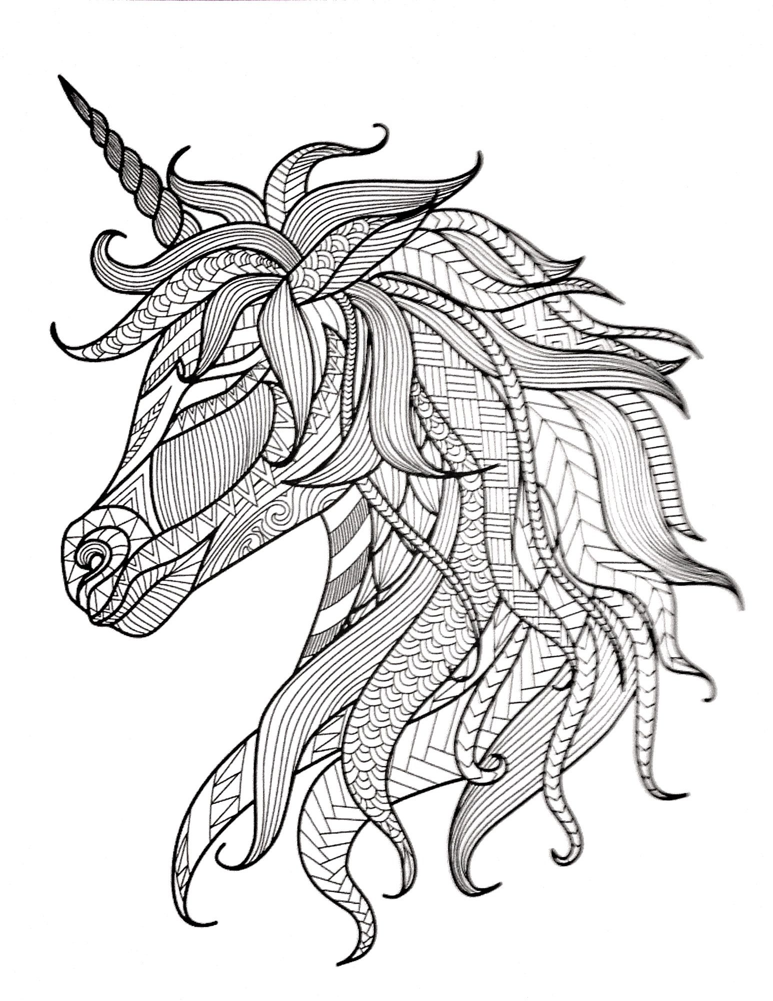Pin by Michelle Schmidt on Coloring Pages Unicorn