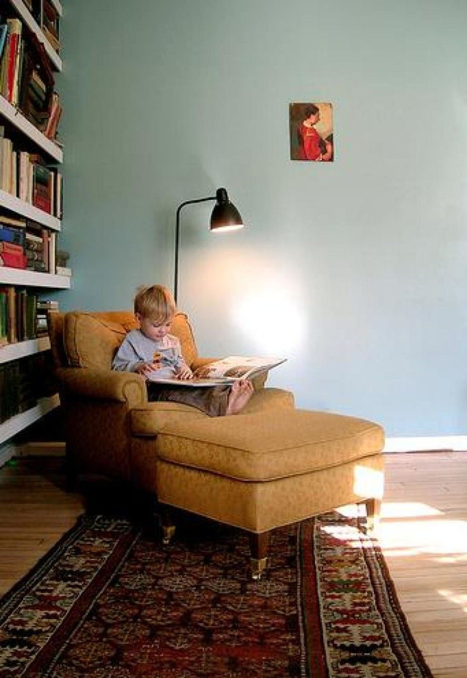 reading nooks kids room