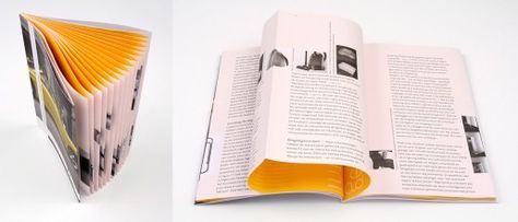 french fold pamphlet book