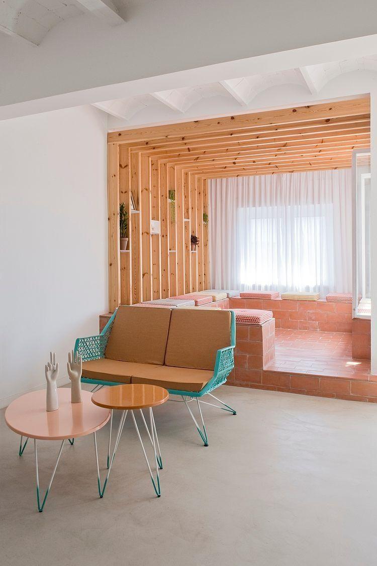 Квартира, расположенная в самом центре Барселоны ...