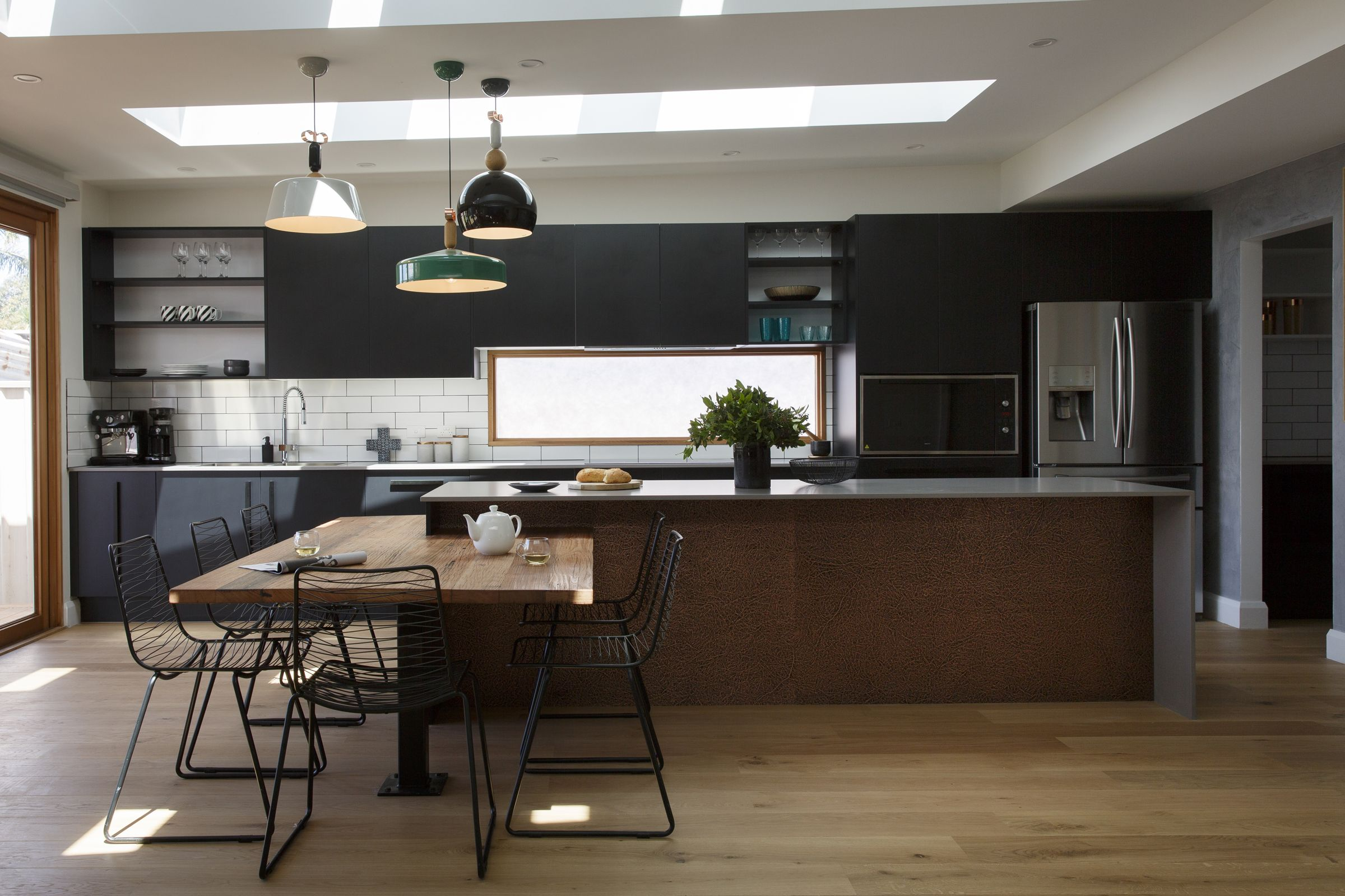 Darren palmerus pick of the hottest kitchen trends for