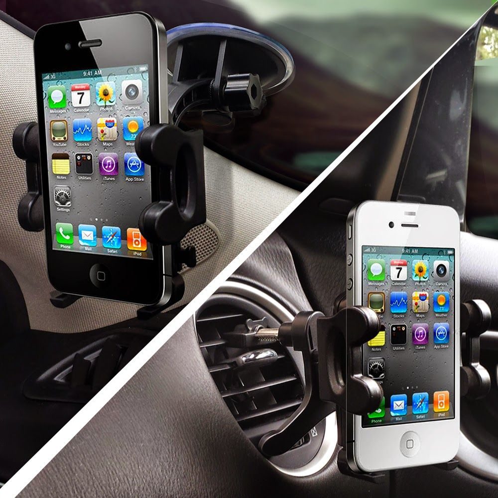 Super Cool 2 In 1 Mobile Phone Car Mount Review Giveaway Mobile Phone Deals Smartphone Car Mount Car Mount