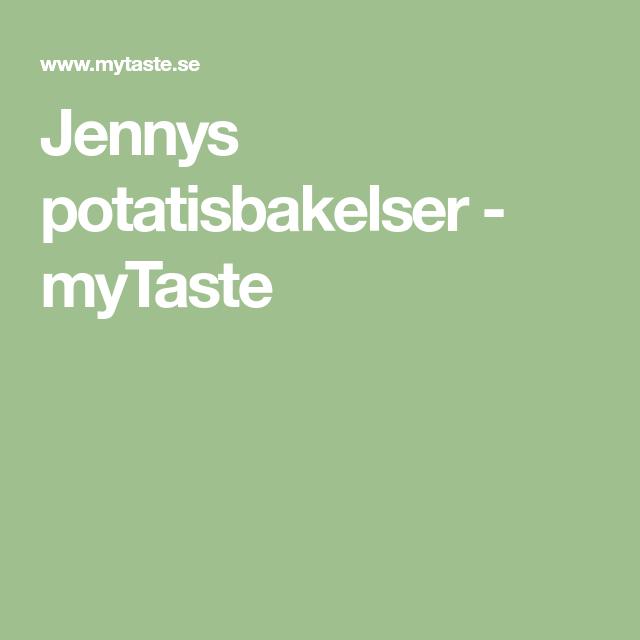 Jennys potatisbakelser - myTaste