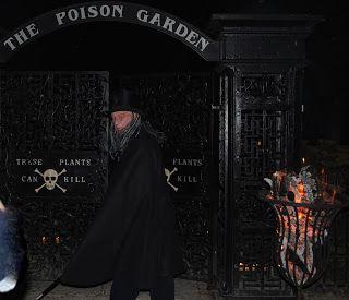 The Poison Gardens