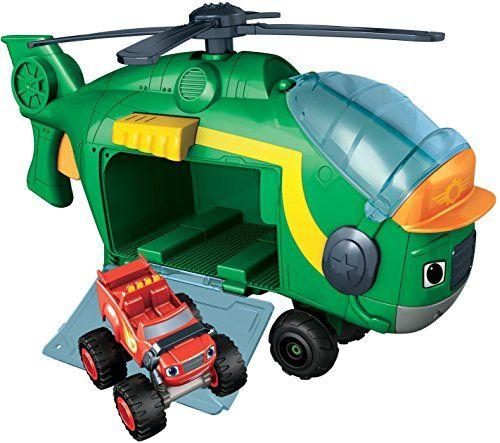 Fisher Price Nickelodeon Blaze The Monster Machines Monster