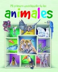 Diccionario infantil donde aparecen el nombre de los animales agrupados según sus características