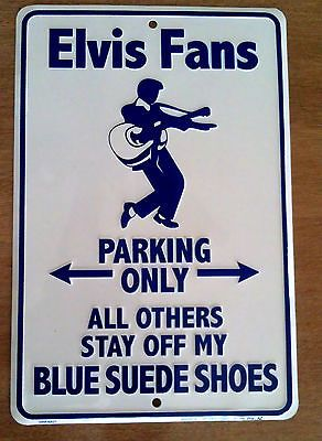 Details about Elvis Presley Tonight Only weathered Metal Sign 415mm x 300mm (de)