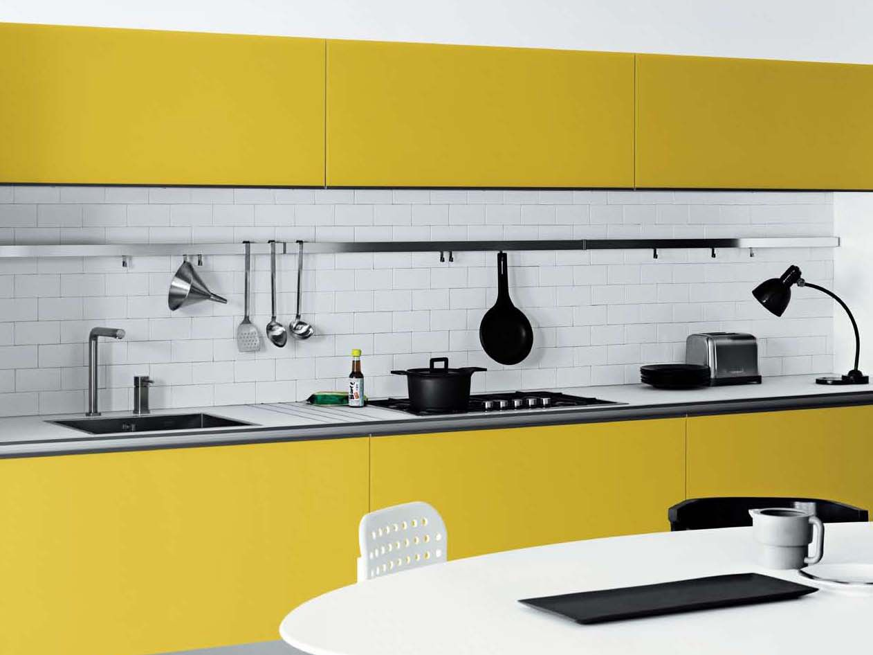 Colourful kitchens - going for it.... | ideas for the house 2 ...