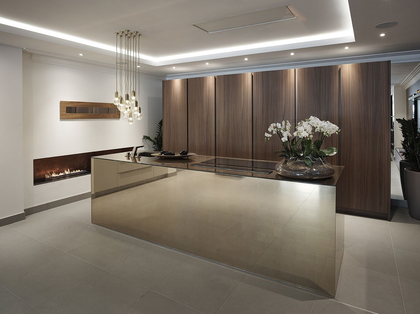 Stylish, classic contemporary kitchen. SieMatic S2 Kitchen in ...