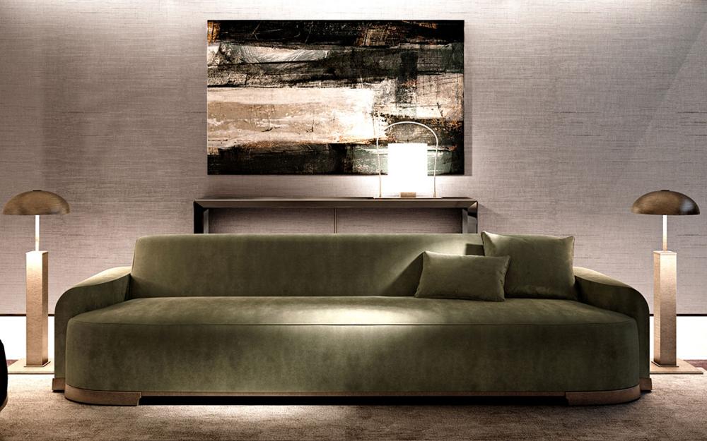 Ladeux Hong Kong Interior Design Layout Sofa Fine Furnishings