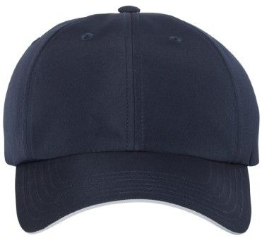 d963998627ac2 adidas Performance Relaxed Poly Baseball Cap. A605 Navy One Size ...