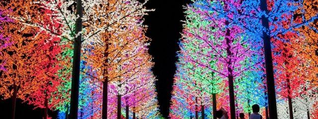 Xmas Illumination in the World – 22 Cities | facade-lighting.com