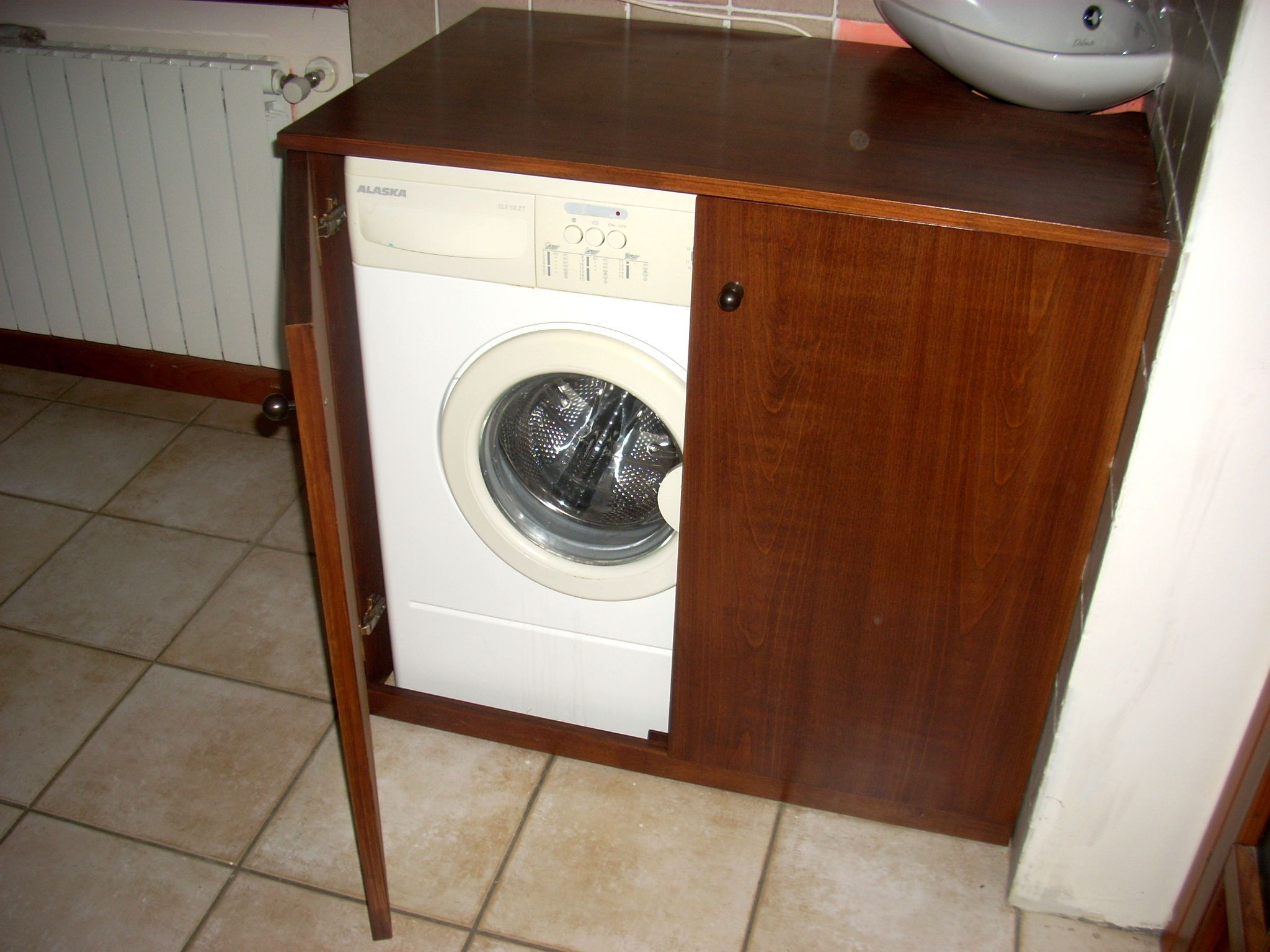 Mobili Per Nascondere Lavatrice E Asciugatrice : Mobile lavatrice casa ...
