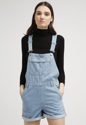 7d5974f873e61 Topshop - DUNGAREE - Salopette - light denim | style | Topshop ...