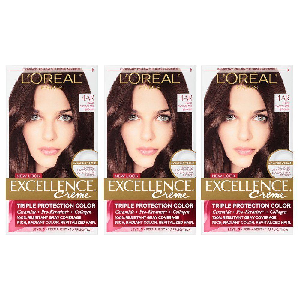 L Oréal Paris Excellence Créme Permanent