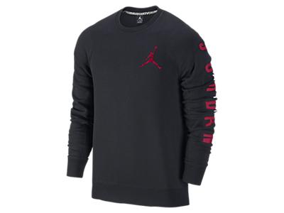 69cef03481c6 Jordan Flight Classic Fleece Crew Men s Sweatshirt