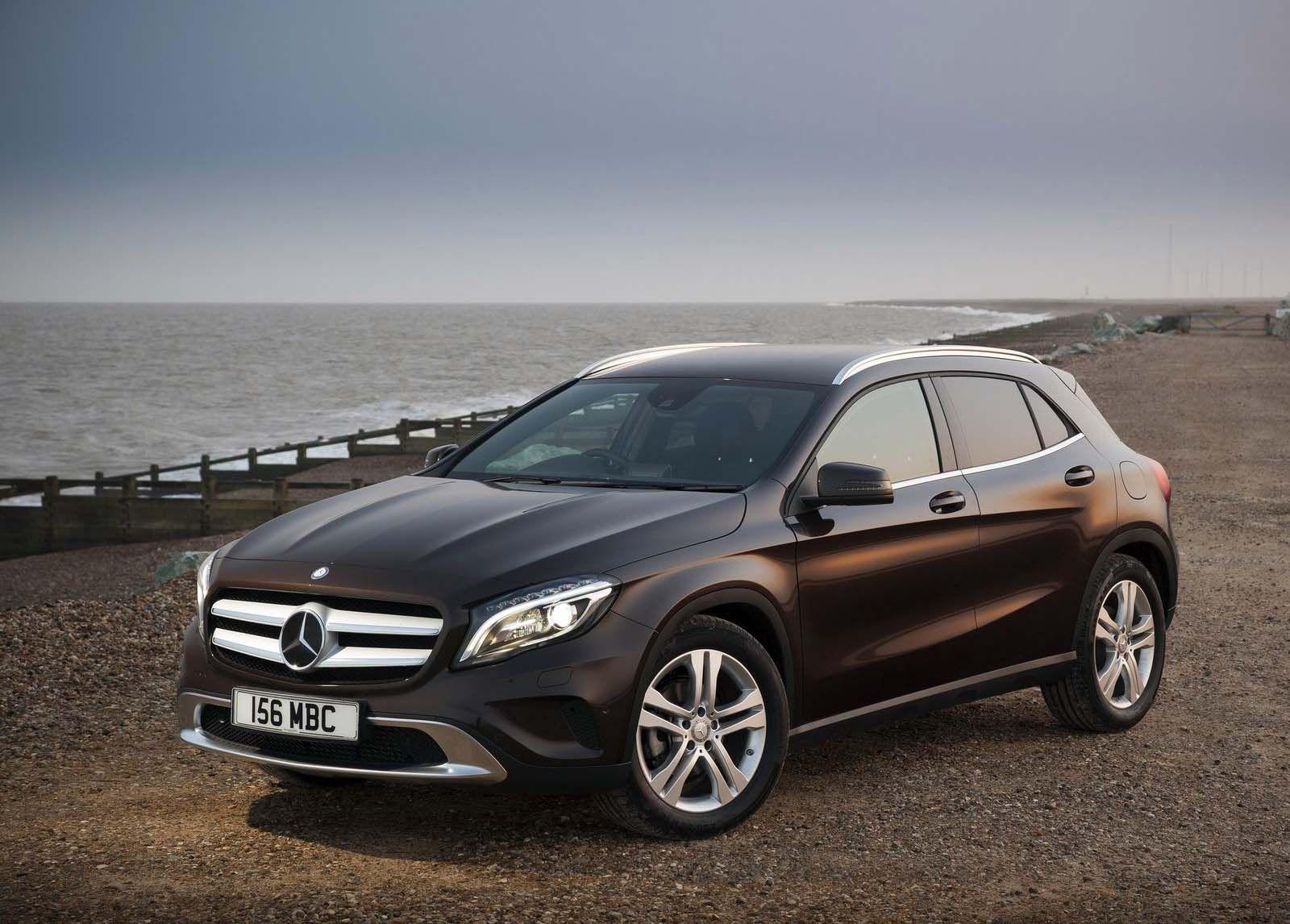 awesome 2015 Mercedes-Benz GLA UK-Version
