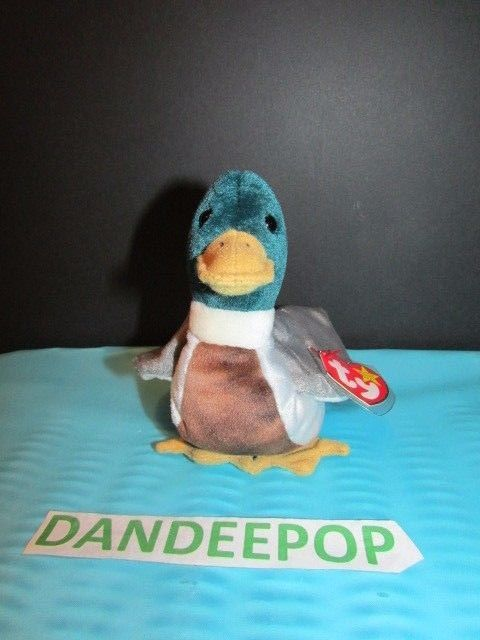 62bdec53a4e TY Retired Beanie Baby Jake Mallard Duck 1997 Rare Error Tag Retired Ty  Ty   Beanie  jake  duck  mallardduck  beaniebaby  rare  error  dandeepop Find  me at ...
