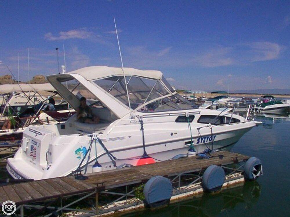 Repowered in 2010 w/ 325 HP Mercruiser!! Cruiser boat