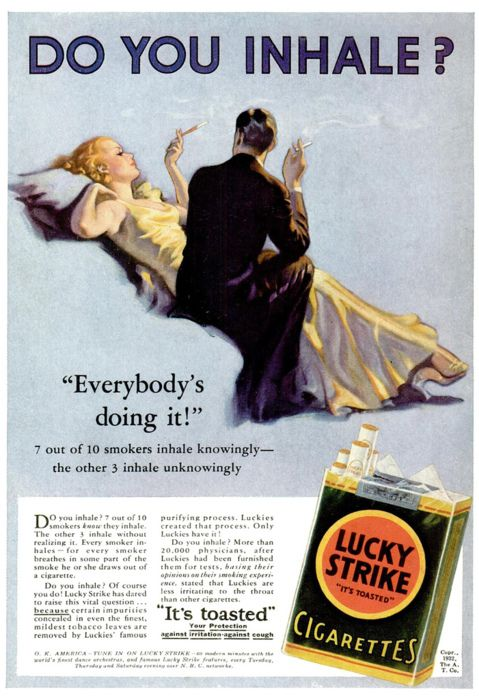 Lucky Strike (1932).