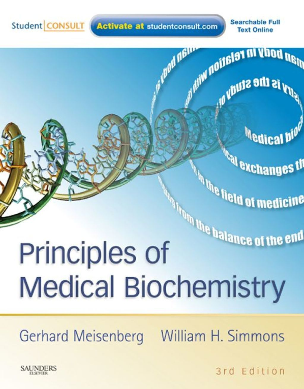 Principles Of Medical Biochemistry Ebook Rental Biochemistry Medicine Book Science Books