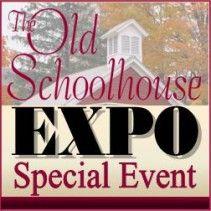August Schoolhouse Expo Ticket – MID-WAY TICKET!!