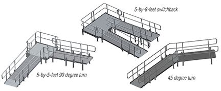PVI ramp illustrations | For the Home | Pinterest | Wheelchair ramp