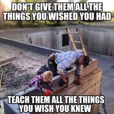 Photo of Teach them