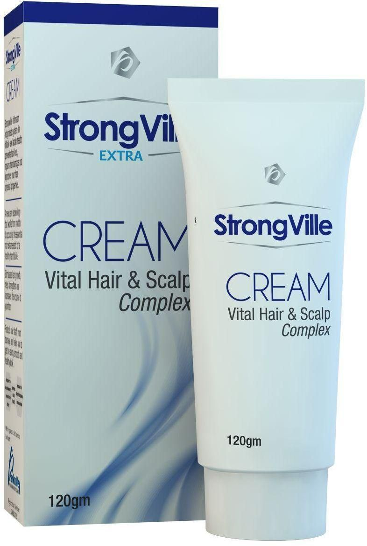 كريم سترونج فيل للشعر التالف ما بين المميزات والعيوب ونصائح هامة Hair Scalp Cream Shampoo Bottle