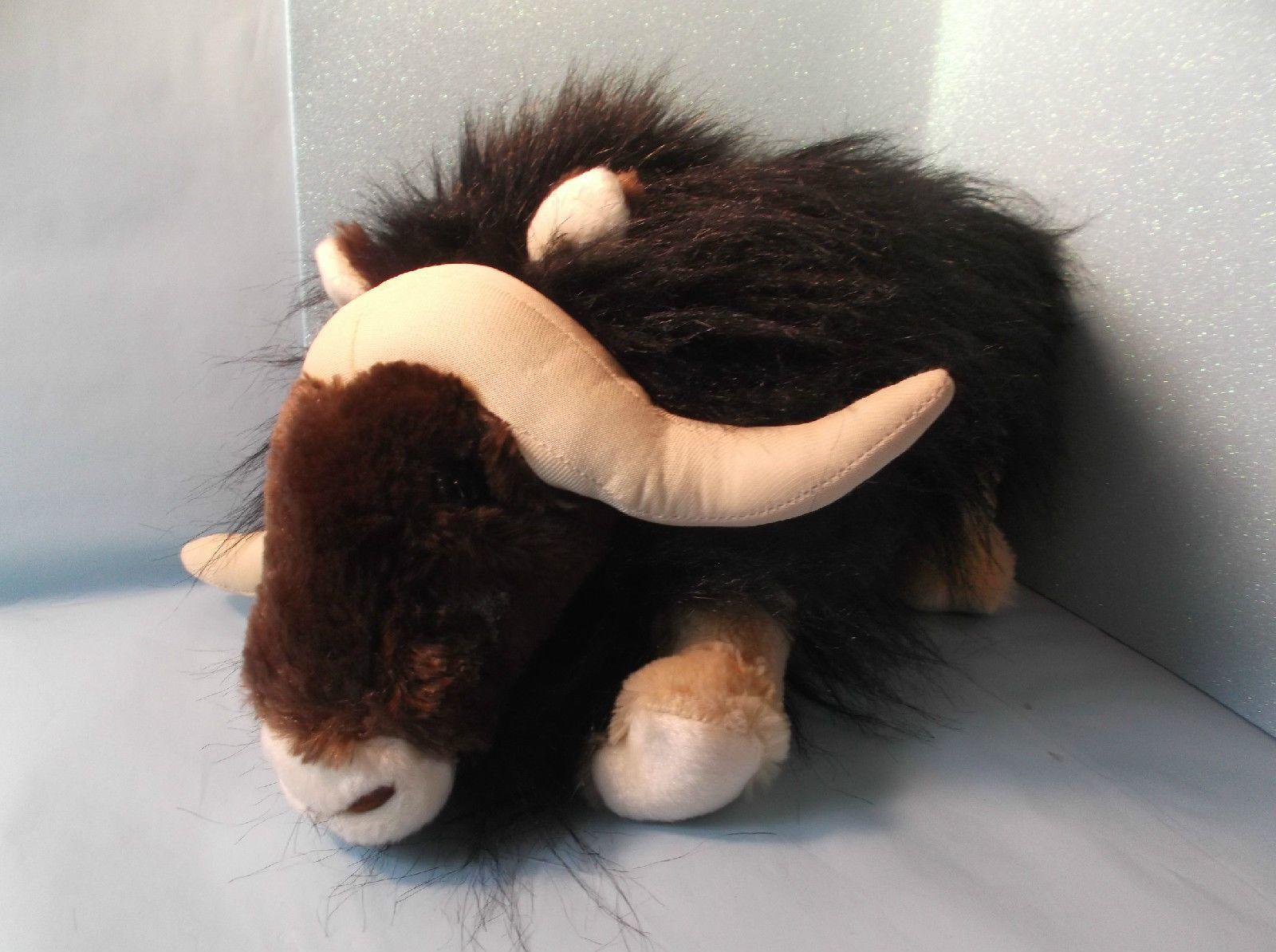 Advenplanet 14 Super Soft Musk Ox Plush Stuffed Animal   Plush ...