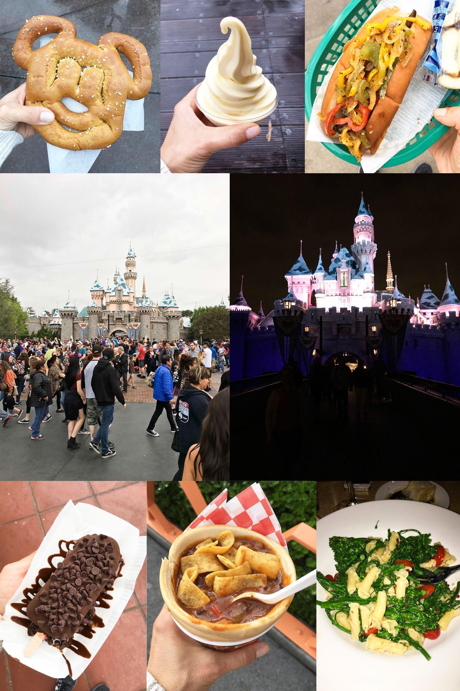 Vegan Food At Disneyland And California Adventure Disneyland Food Food Dairy Free Snacks