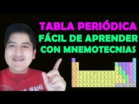 Como aprenderse la tabla peridica completa rpido y fcil youtube como aprenderse la tabla peridica completa rpido y fcil youtube urtaz Images