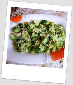 SPLENDID LOW-CARBING BY JENNIFER ELOFF: Parmesan Broccoli (GF)