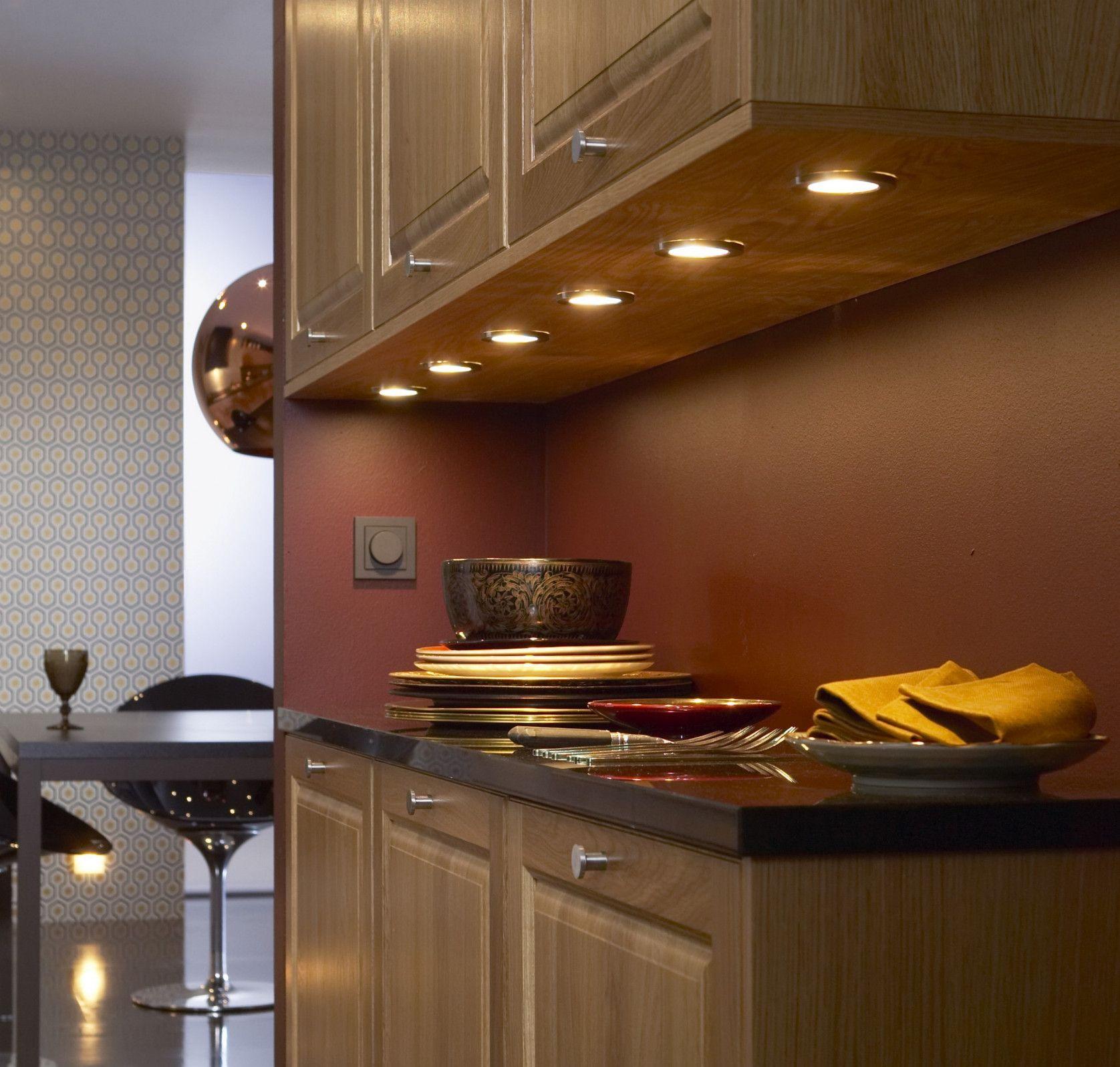 Pin By Rahayu12 On Interior Analogi Kitchen Under Cabinet Lighting