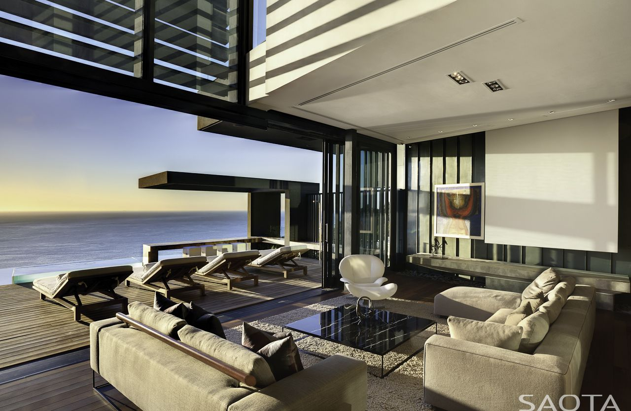 Saota Living Rooms Clifton Heights Cape Town