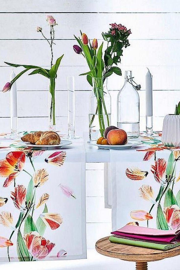 apelt tischl ufer 40x140 cm 5304 springtime auf rechnung in 2019 oster brunch baur. Black Bedroom Furniture Sets. Home Design Ideas