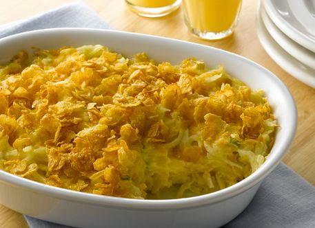Crunchy Topped Cheese Hash Browns Hashbrown Recipes Simply Potatoes Recipes