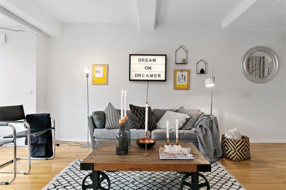Un Style Industriel Tres Sage Style Industriel Deco Interieur Maison