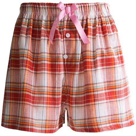 a1af9f2fe7e Northwest Blue Lounge Shorts - Lightweight Cotton (For Women ...